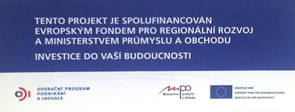 Tento projekt spolufinancovalo EU